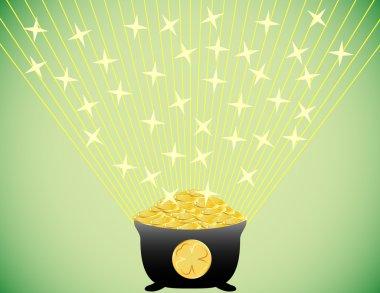 Shining Pot of Gold