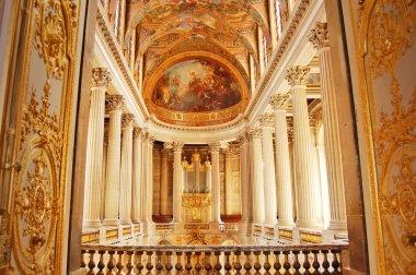 Royal Chapel of Versailles, France
