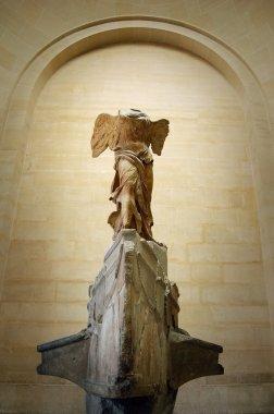 Nike Victory of Samothrace, Louvre, Paris