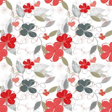 Floral repetition