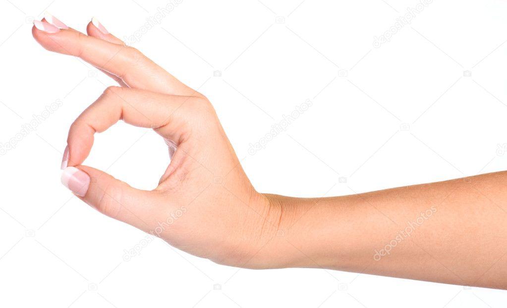 Женская рука фото