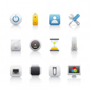 Icon Set - Computer Equipament 4
