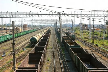 Freight Trains and Railways
