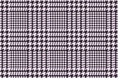 Houndstooth vector pattern