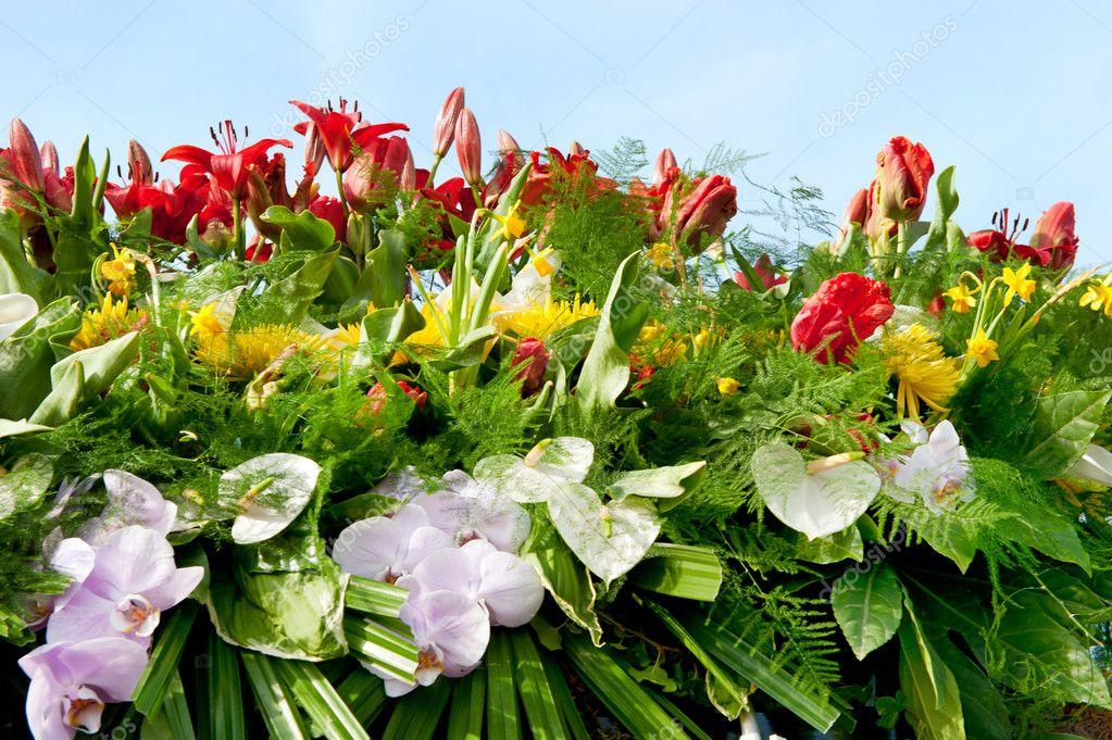 Imágenes Arreglos Florales Grandes Arreglo De Flores
