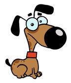 Fényképek kutya rajzfilm charactrer