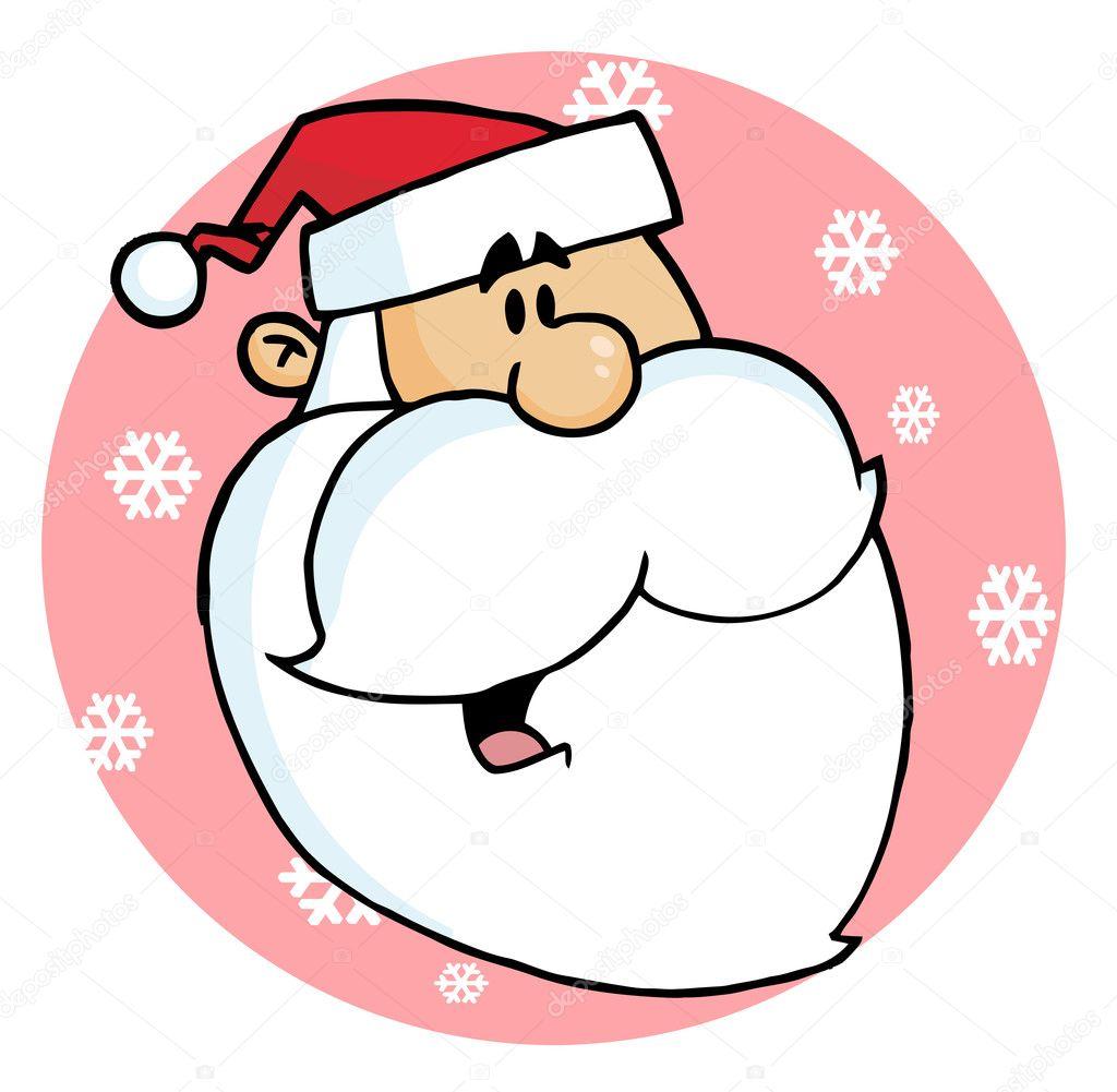Animado Santa Claus Dibujos Animados De Santa Claus Foto De
