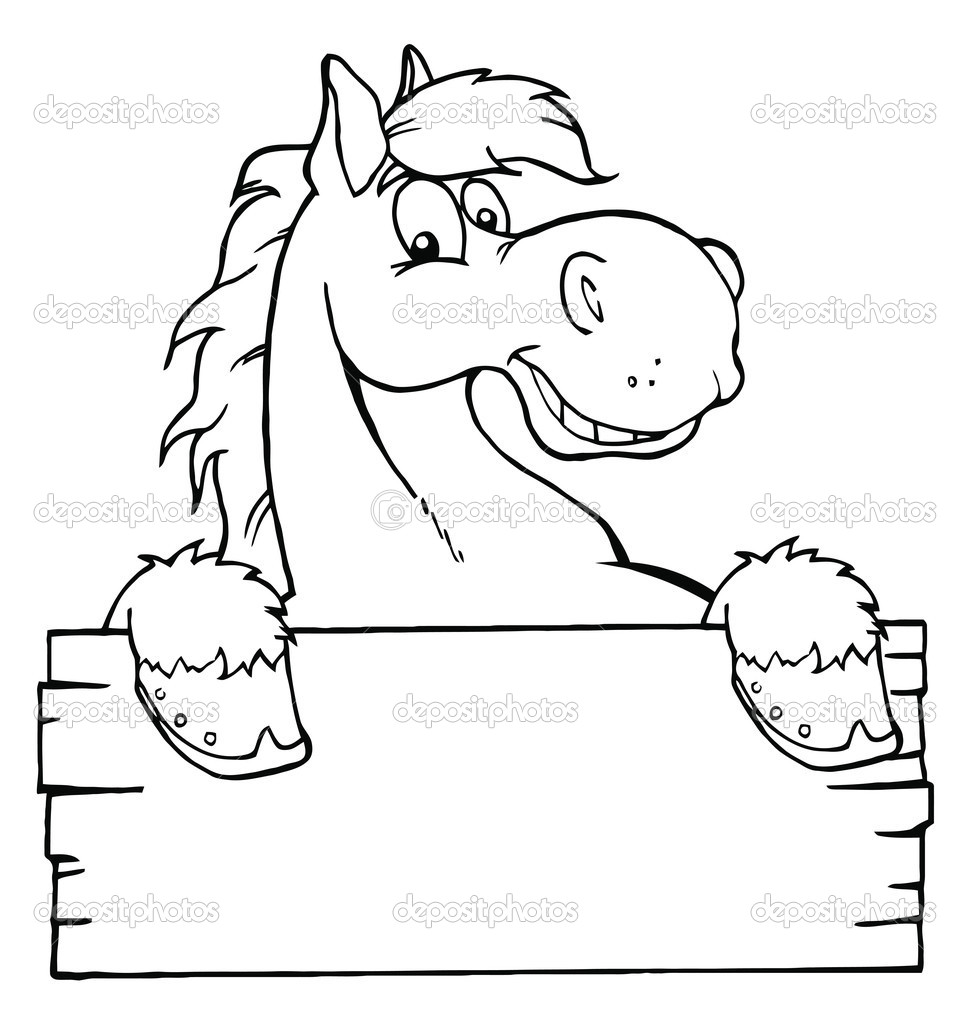 Stock Photo Outlined Cartoon Horse With A as well Grandad Card For Father S Day Quotemark0 further Canada Day Coloring Pages additionally 14 additionally Happy Birthday To Me. on happy birthday fathers