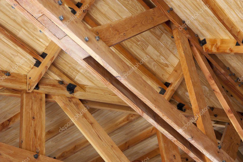 Wooden Construction Stock Photo Skopal 4763802