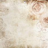 Photo Grunge beige wedding background