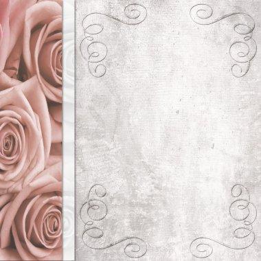 Wedding romantic background