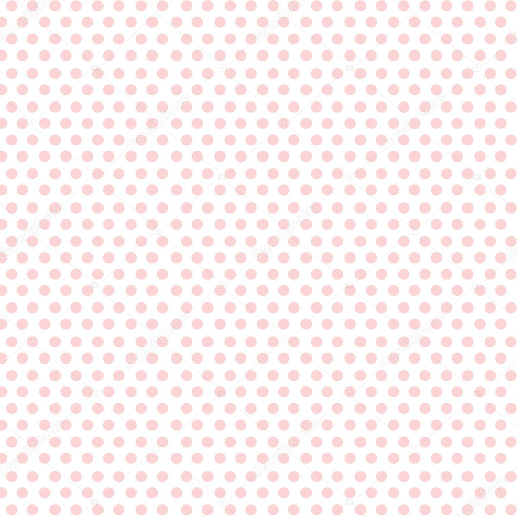 Pink dots background