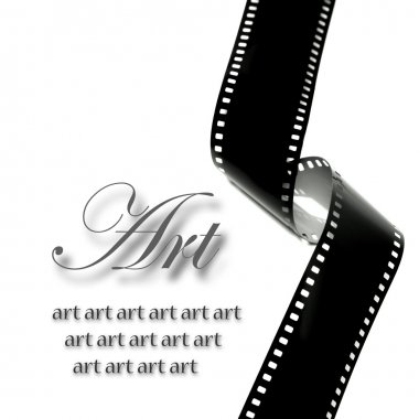Art Film Strip
