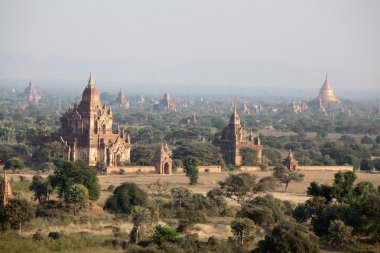 Thousands pagodas valley