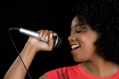 Microphone Singer