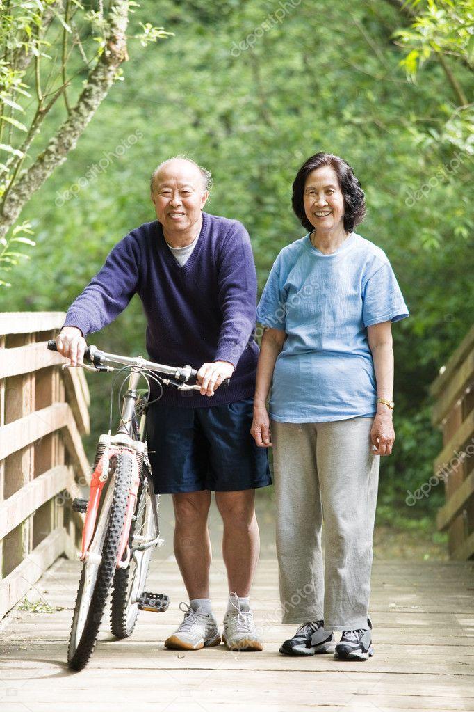 couples Mature asian