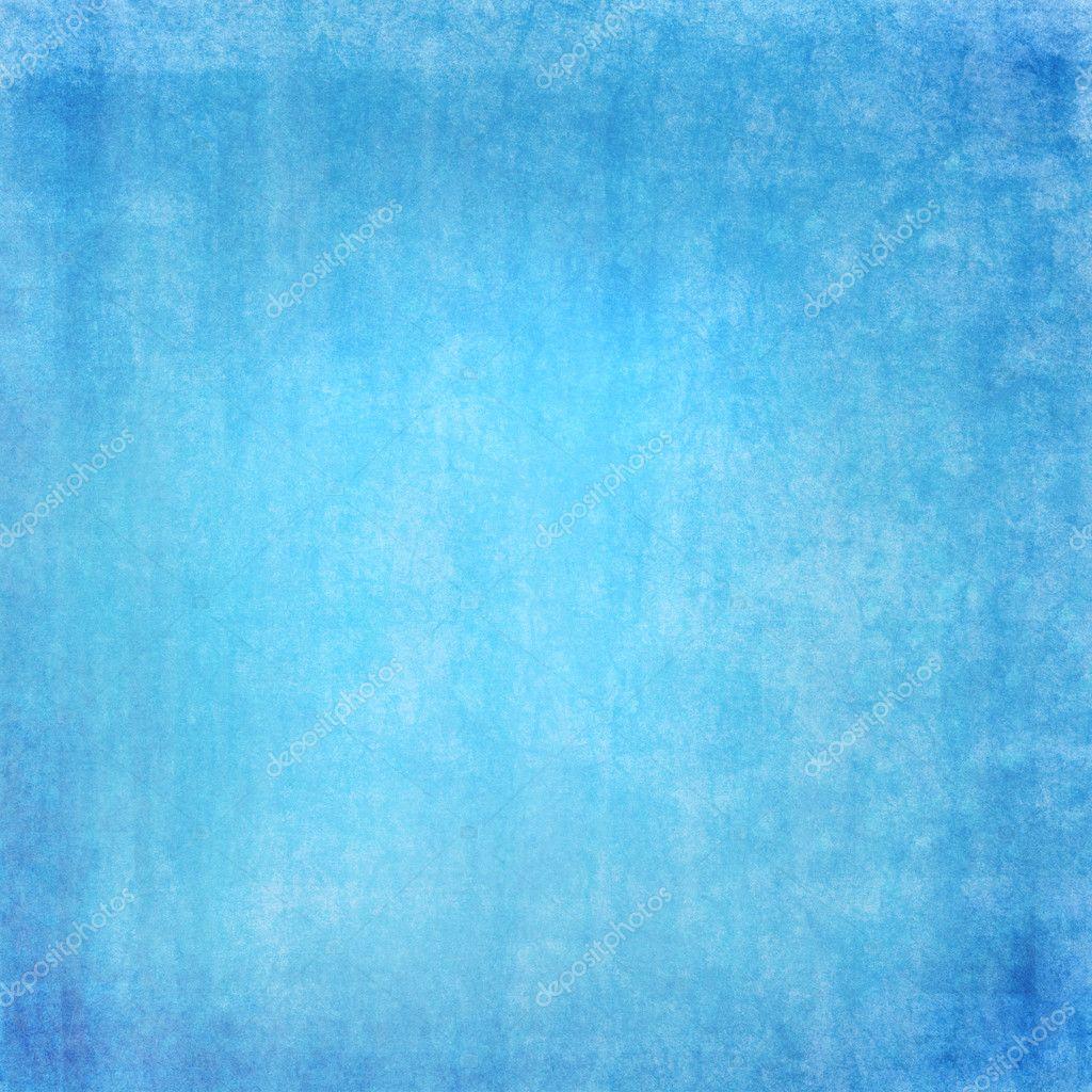Grunge background in blue