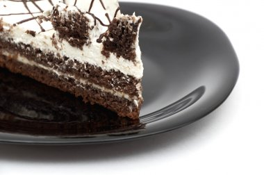 Beautiful tasty chocolate cakes