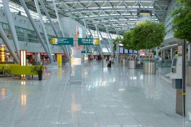 Interior of Internatioinal Airport
