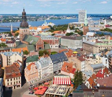 View of Old Riga, Latvia