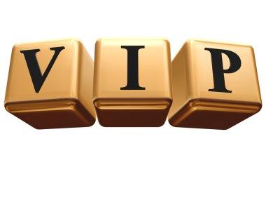 VIP - golden