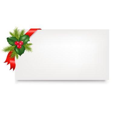 Christmas Blank Gift Tag