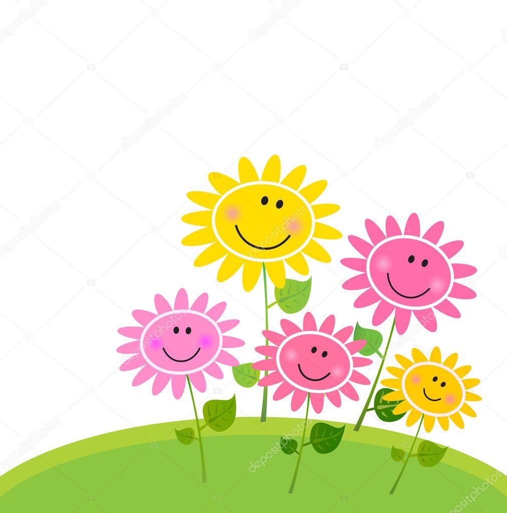 Happy Spring Clip Art