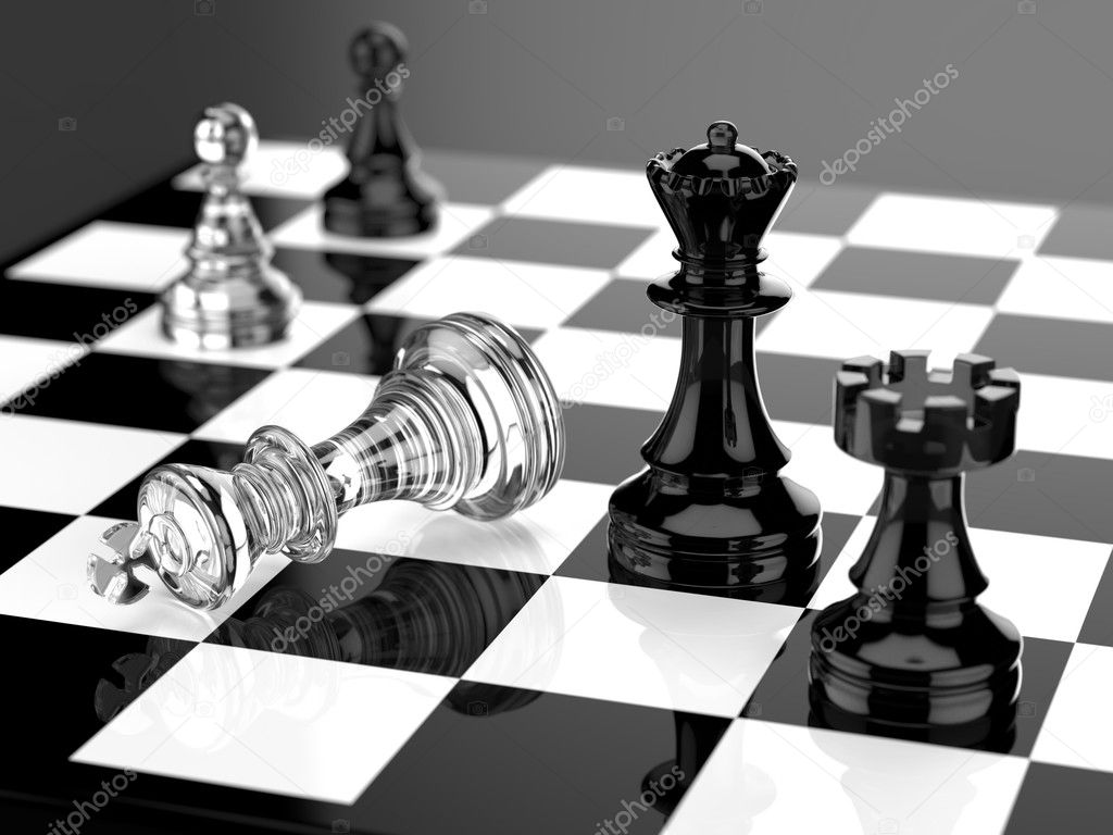 Checkmate Stock Photo 169 Tomisl Z 4592719