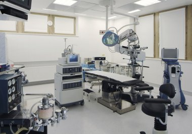 Operating room - Dental surgery