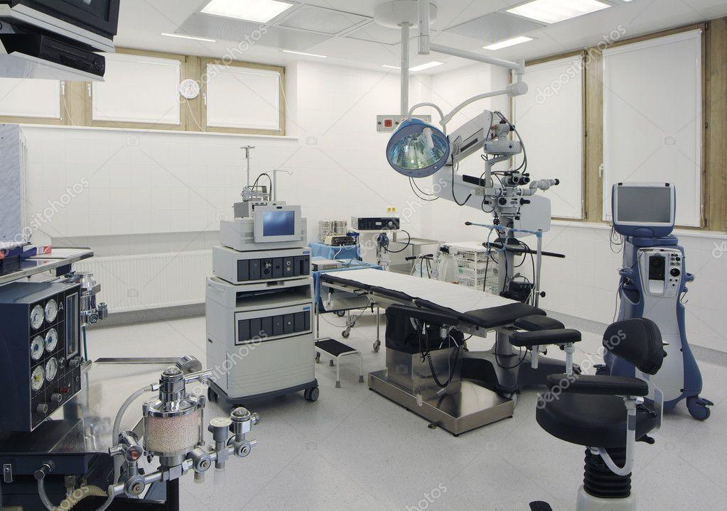 Operating room - Dental surgery