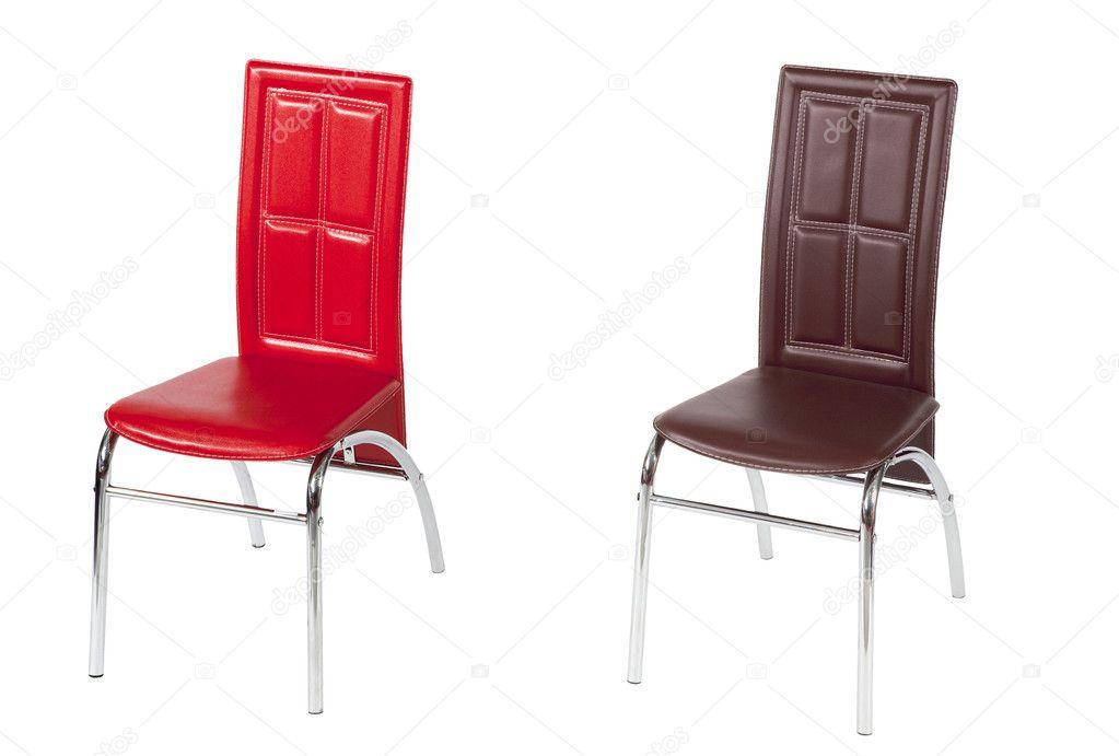 Stoel Met Leuning : Hoge rugleuning stoelen u2014 stockfoto © ajafoto #5118034