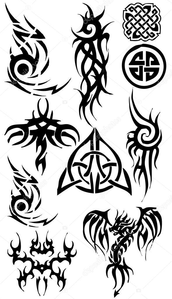 Tattoo Stock Photos: Stock Photo © Salfey #4426729