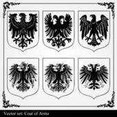 Fotografie Eagle coat of arms heraldic
