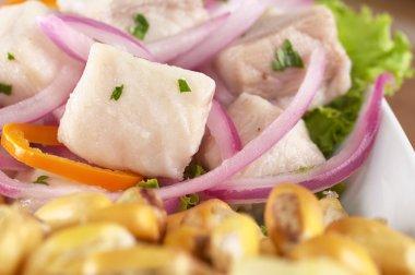 Peruvian-Style Ceviche