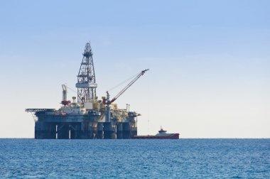 Gas & Oil rig