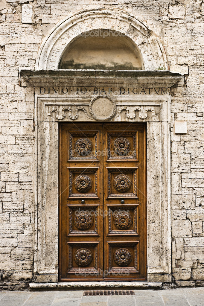 Merchants Guild door in Palazzo dei Priori Perugia Umbria Italy u2014 Stock Photo & Merchants Guild door in Palazzo dei Priori Perugia Umbria Italy ...