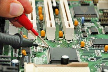 Motherboard testing