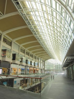 Marina Bay Sands shopping mall