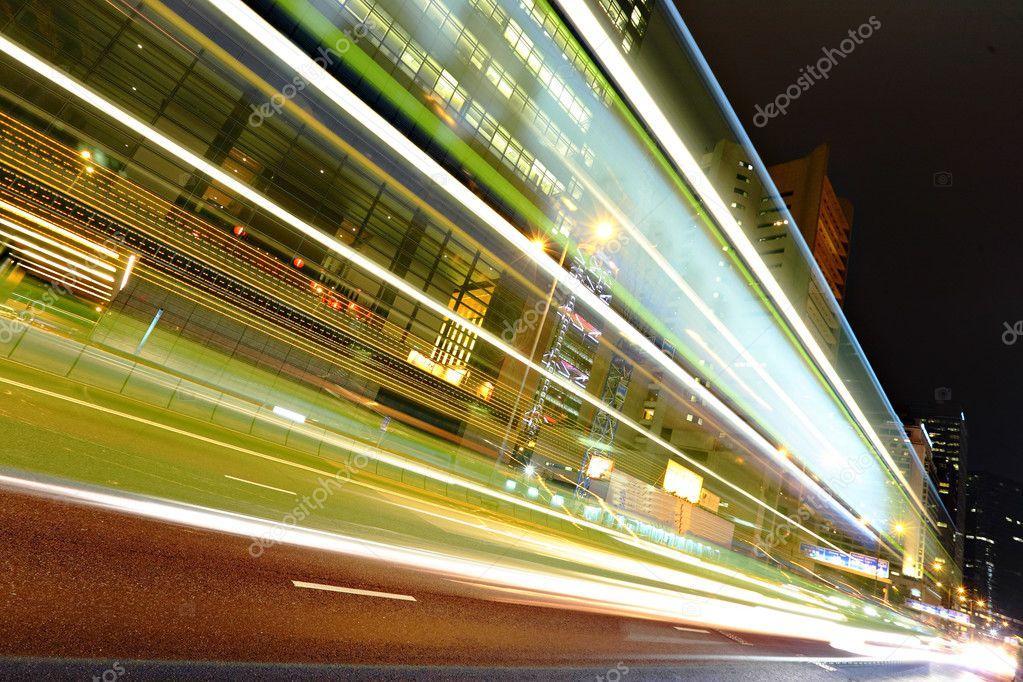 Фотообои Modern city at night