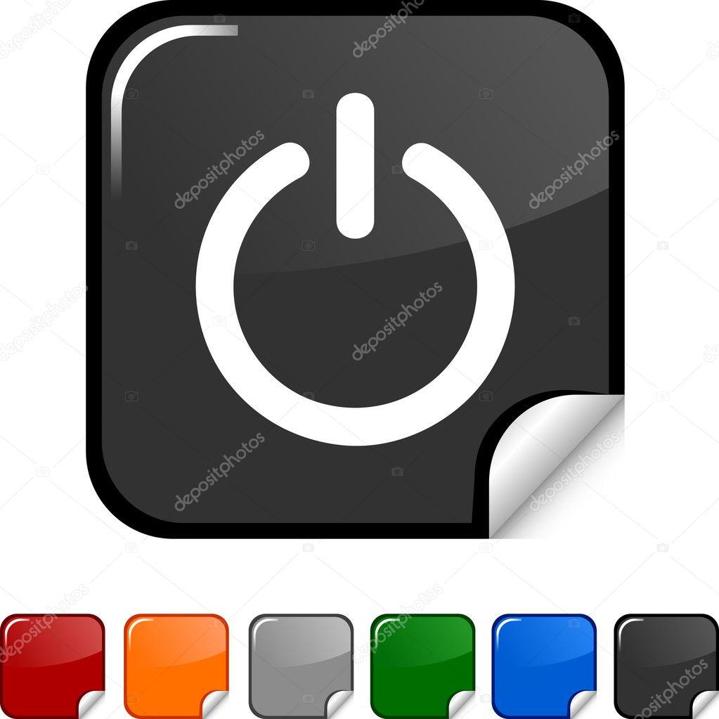 Schalter Symbol Stockvektor Maxborovkov 5171046
