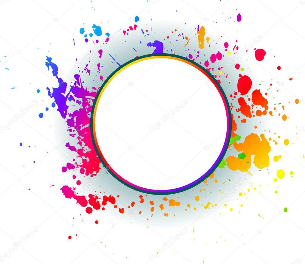 Fondos coloridos grunge vector de stock maxborovkov for Immagini vector