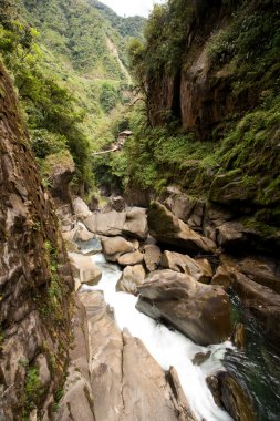 Pastaza River Canyon
