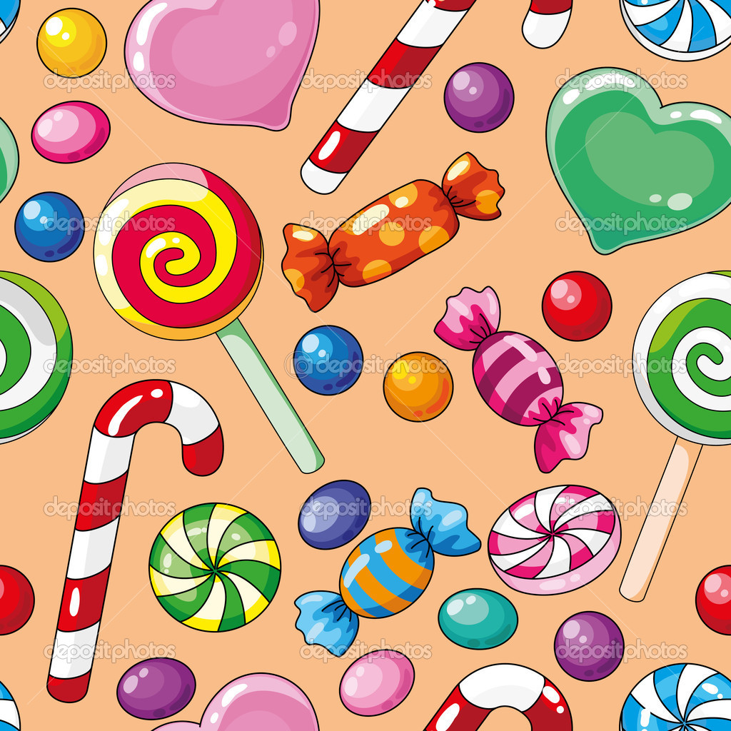 seamless pattern candies stock vector  u00a9 polkan 5140291 candy cane clipart free candy clip art free images