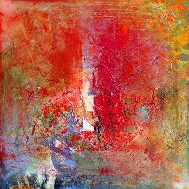"Картина, постер, плакат, фотообои ""абстрактное искусство"", артикул 4000763"