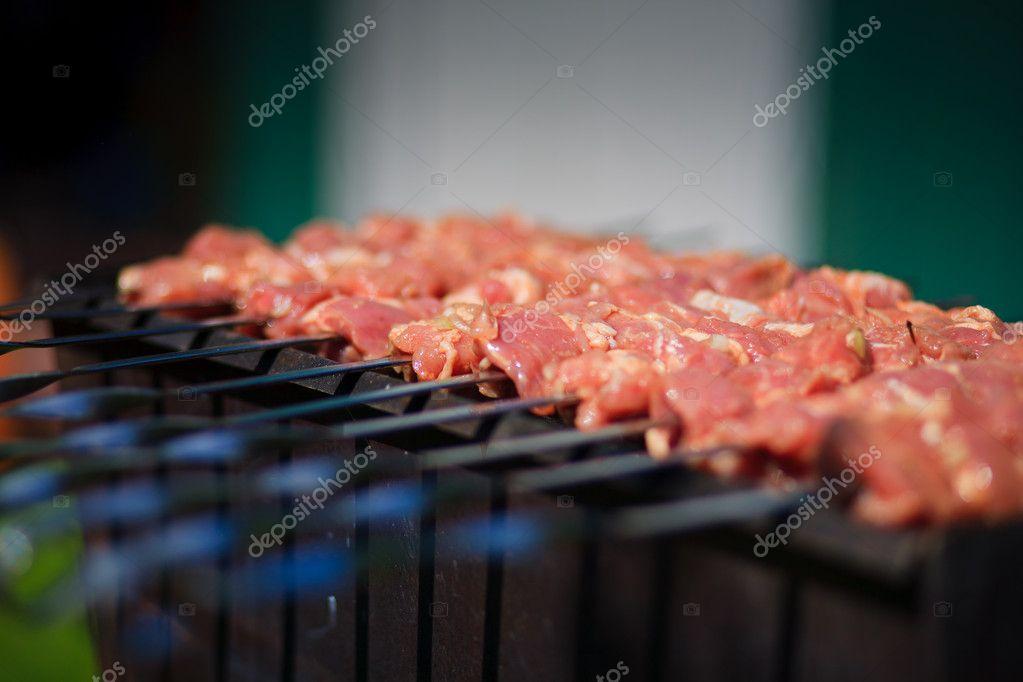 Beef Shishkabobs