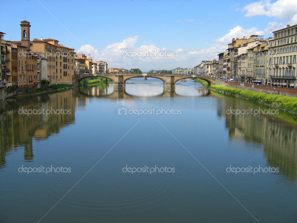 Rio Arno Ponte Vecchio
