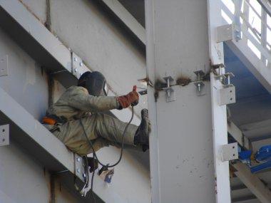 Structural welder