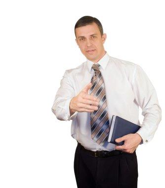 The successful businessman