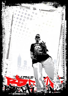 Rapper background