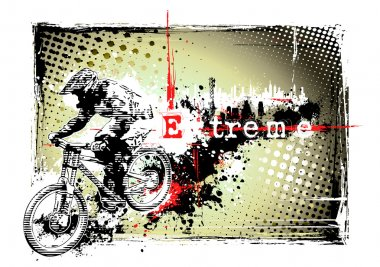 Biker frame